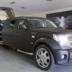 The Viper Dodge Nitro SUV