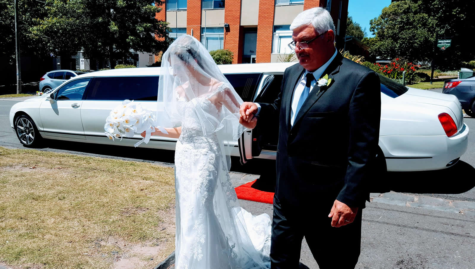 Wedding Car Hire By Exotic Limo Melbourne S Largest Fleet