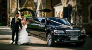 Wedding in City