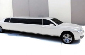 The Ultimate White Limo