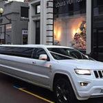 Jeep Grand Cherokee SUV Stretch