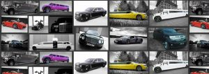 Collage of limos