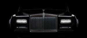 Rolls Royce Phantom Grill