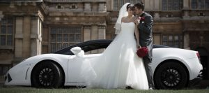 The Lamborghini Bride