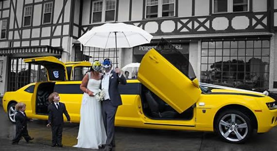 Yellow Limo