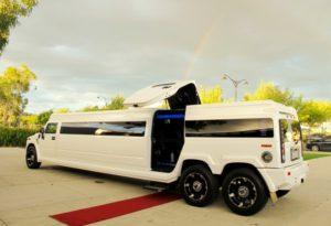 The White Lion Super Sized Hummer