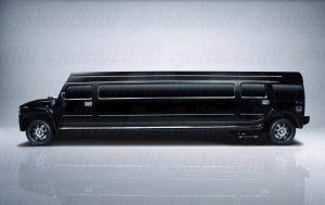 16 Passenger Black Batman Hummer Limousine