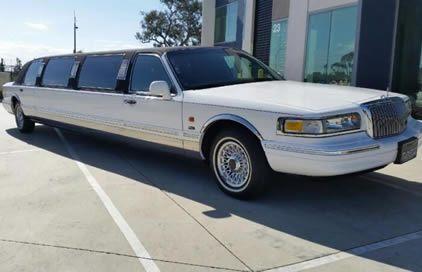 1995 Lincoln Tuxedo