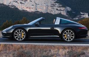 Porsche 911 Targa 4S 2015