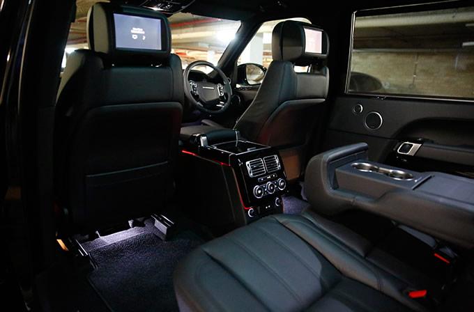 Range Rover AutoBiography Hire Melbourne