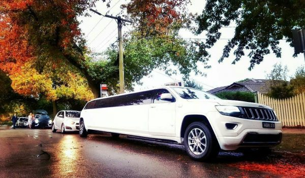 Autumn Leaves and Jeep Limousines