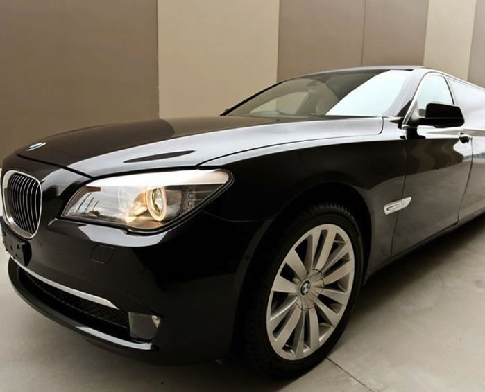 Bmw 7 Series Sedan Hire Melbourne