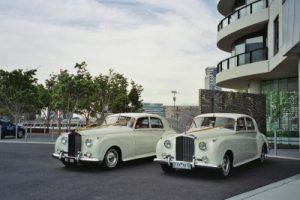 Rolls Royce Cloud