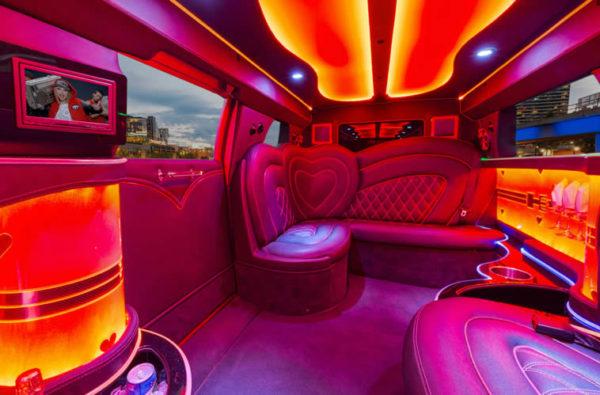 Pink Hummer H3
