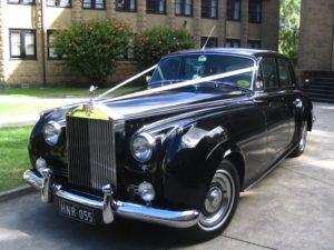 Rolls Royce Black Cloud