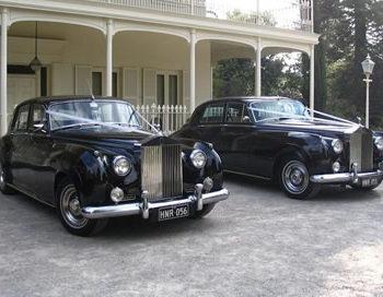 Rolls Royce Cloud Black