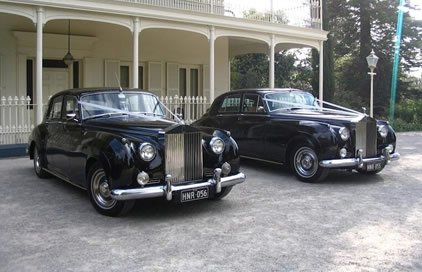 Rolls Royce Cloud Black
