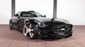 Mercedes Benz SLS-AMG