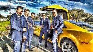 bumblebee limo