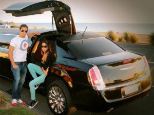Jet Chrysler 300C Stretch Limo