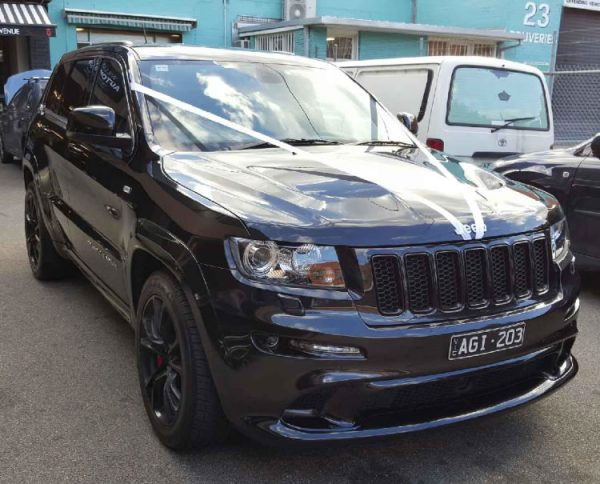 Jeep Grand Cherokee SRT-8 SUV