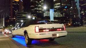1995 Lincoln Tuxedo Stretch