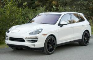 Porsche Cayenne SUV - White or Black