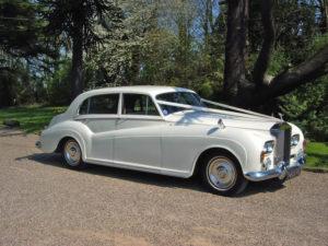 Rolls Royce Cloud White