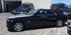2014 Rolls Royce Ghost Black
