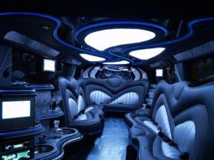 Snow White 14 Passenger Hummer