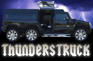 Thunderstruck Hummer