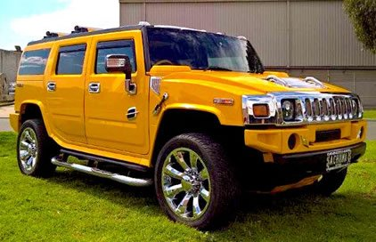THE TIGER HUMMER