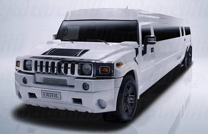 Hummer parked on streets of Melbourne