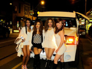White Night Hummer