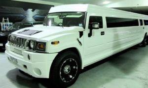 White Night Hummer