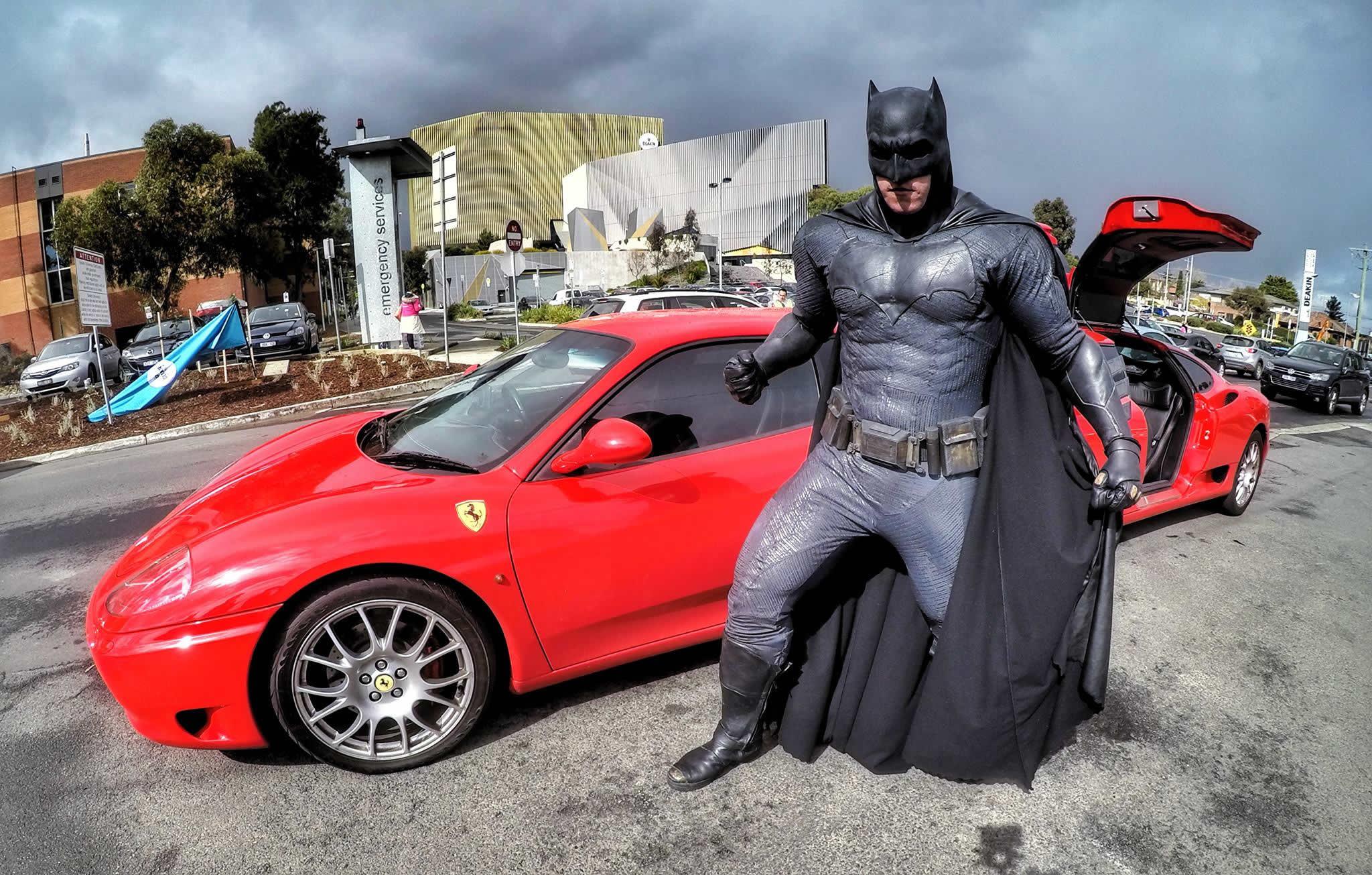 Ferrari Stretch Limousine Melbourne Worlds Fastest Stretch