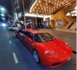 Ferrari at the Theatre