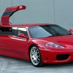 Ferrari 360 Modena Stretch Limousine