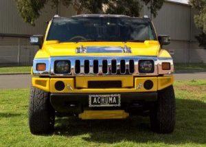 The Tiger Hummer