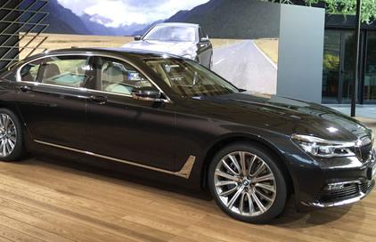 BMW - 7 Series G12