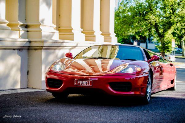 Ferrari Stretch Limousine Melbourne , Worlds Fastest Limo