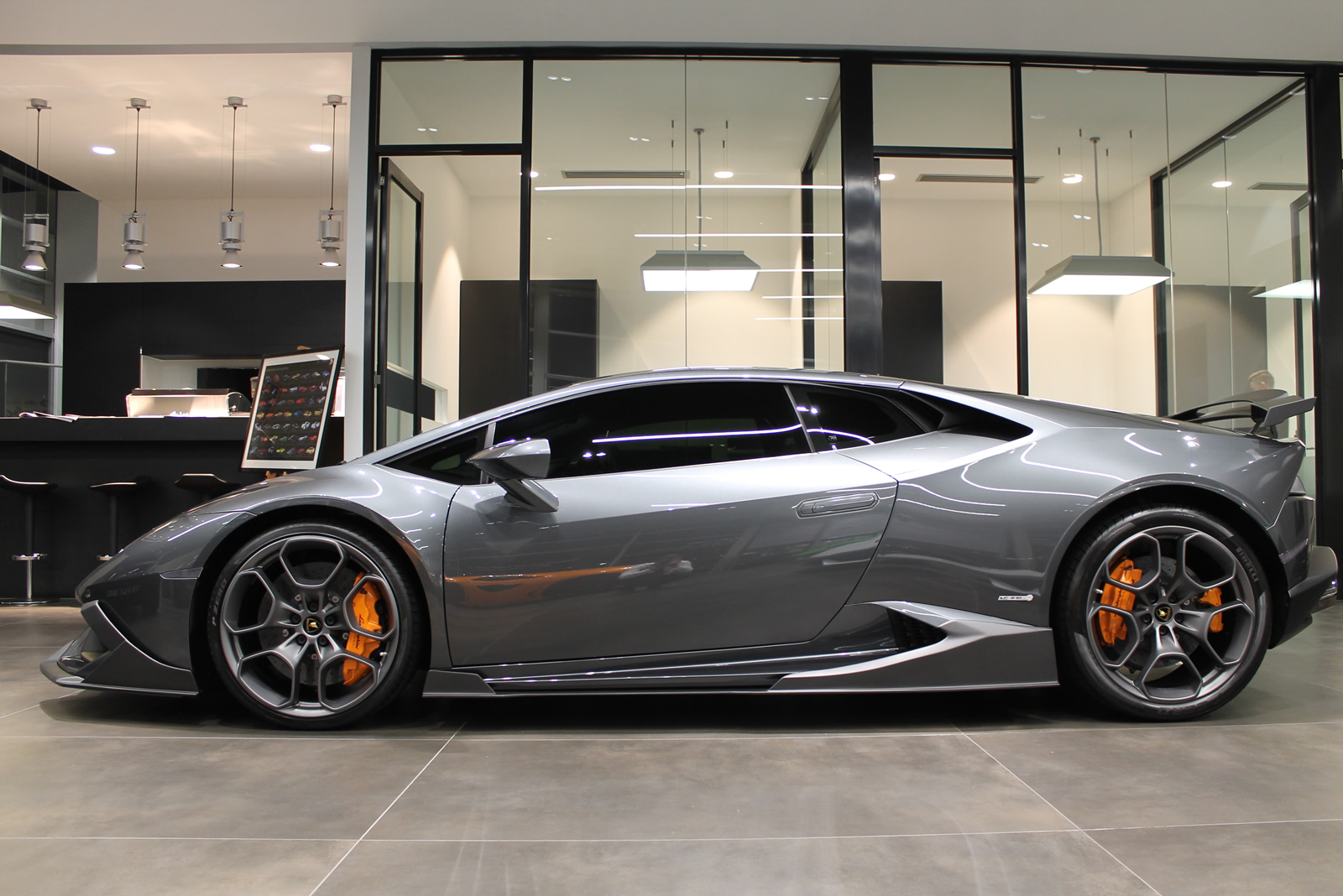 Lamborghini Huracan Hire Melbourne By Exotic Limo