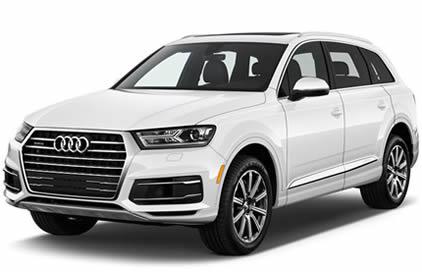 Audi Q7 - White